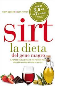Libro Sirt. La dieta del gene magro pdf gratis